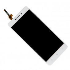 Дисплей Xiaomi Redmi 3/3S/3X/3 PRO белый (модуль в сборе с тачскрином)